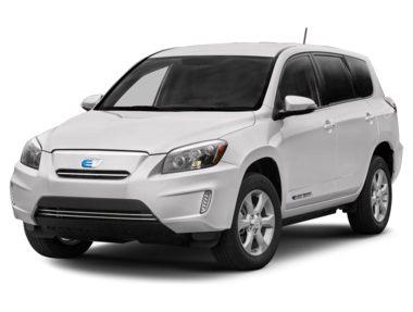 2012 Toyota RAV4 EV SUV