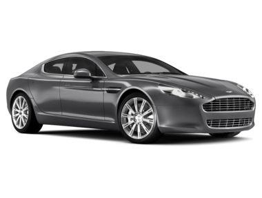 2013 Aston Martin Rapide S Sedan