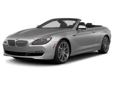 2013 BMW 640i Convertible