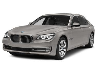 2015 BMW ActiveHybrid 7 Sedan