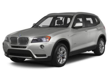 2013 BMW X3 SAV