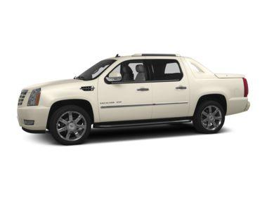 2013 CADILLAC ESCALADE EXT SUV