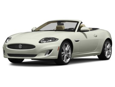 2013 Jaguar XK Convertible