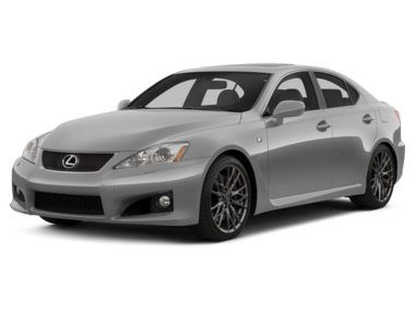 2013 Lexus IS-F Sedan