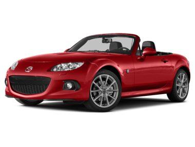 2013 Mazda MX-5 Miata Convertible