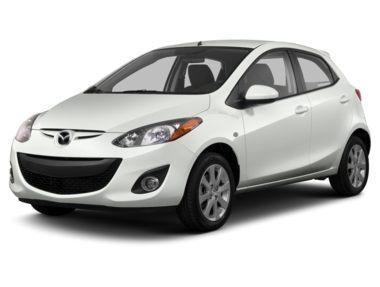 2013 Mazda Mazda2 Hatchback