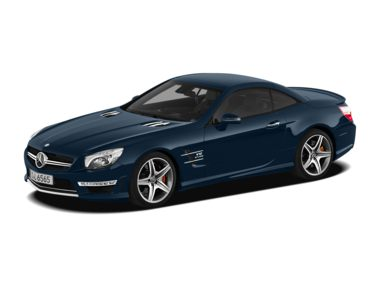 2013 Mercedes-Benz SL65 AMG Convertible