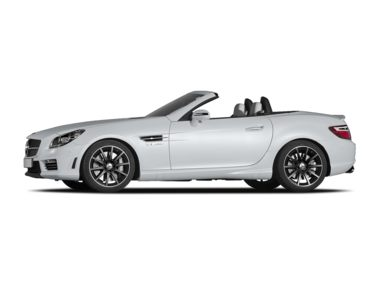 2013 Mercedes-Benz SLK55 AMG Roadster