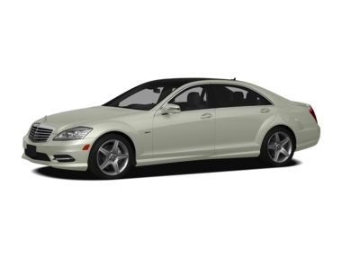 2013 Mercedes-Benz S-Class Sedan