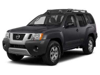 2013 Nissan Xterra SUV