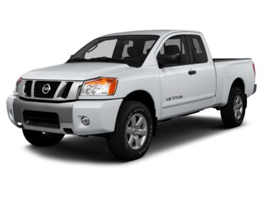 2015 Nissan Titan Truck