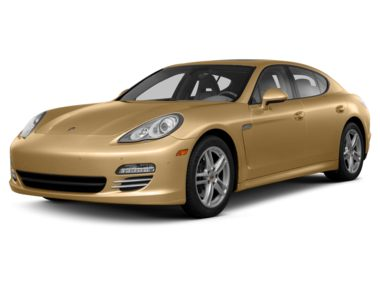 2013 Porsche Panamera Sedan