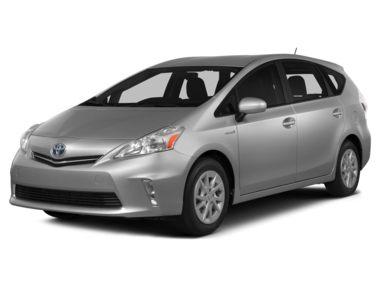2013 Toyota Prius v Wagon