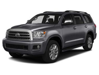 2013 Toyota Sequoia SUV