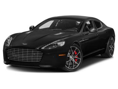 2014 Aston Martin Rapide S Sedan