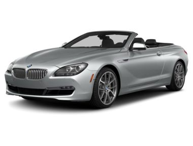 2014 BMW 650i xDrive Convertible