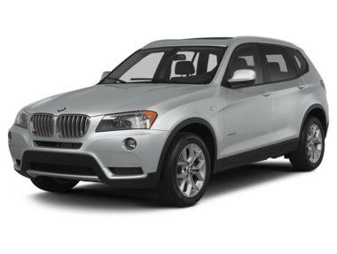 2014 BMW X3 SAV