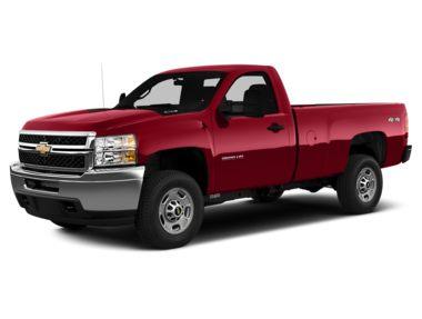 2014 Chevrolet Silverado 3500HD Truck