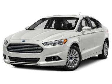 2014 Ford Fusion Energi Sedan