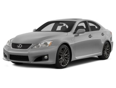 2014 Lexus IS-F Sedan