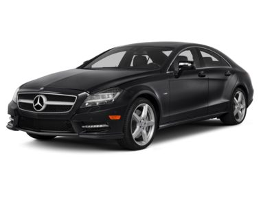 2014 Mercedes-Benz CLS-Class Coupe