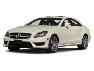 2014 Mercedes-Benz CLS63 AMG Coupe