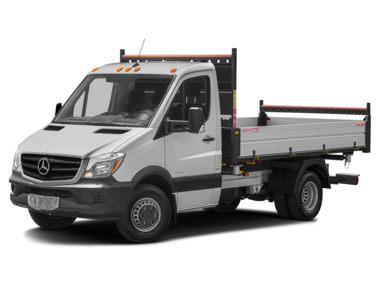 2014 Mercedes-Benz Sprinter 3500 Chassis Truck