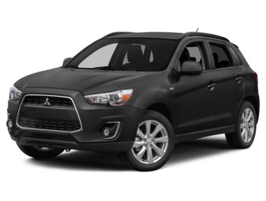 2014 mitsubishi outlander sport es suv ratings prices trims summary j d power. Black Bedroom Furniture Sets. Home Design Ideas