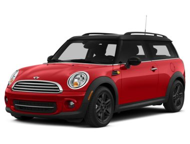 2014 MINI Clubman Wagon