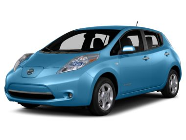2014 Nissan LEAF Hatchback