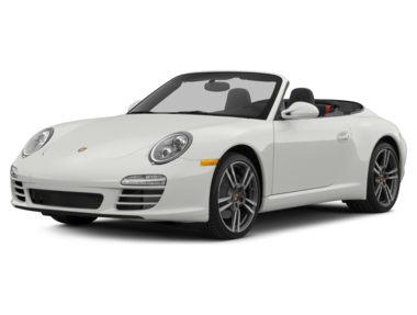 2014 Porsche 911 Cabriolet