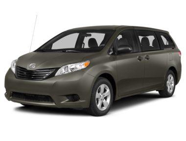 2014 Toyota Sienna Van