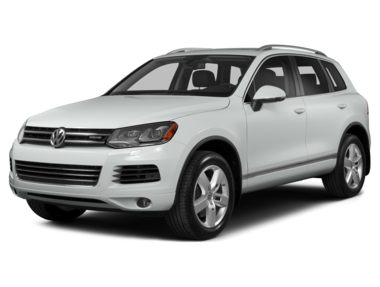2014 Volkswagen Touareg Hybrid SUV