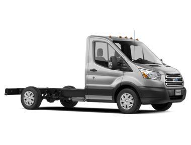 2015 Ford Transit-350 Cutaway Truck
