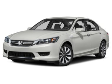 2014 Honda Accord Hybrid Sedan
