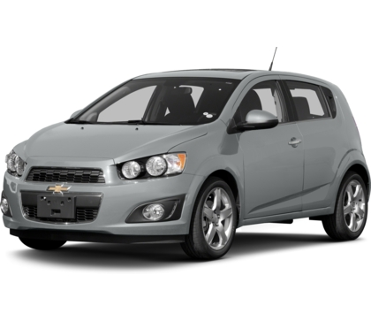2013 Chevrolet Sonic LTZ Billings MT