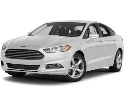 2016 Ford Fusion SE Billings MT