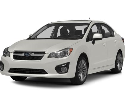 2013 Subaru Impreza Sedan  Billings MT
