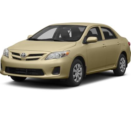 2013 Toyota Corolla  Billings MT