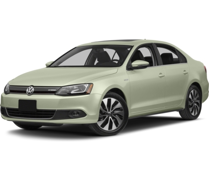2013 Volkswagen Jetta Sedan Hybrid Billings MT