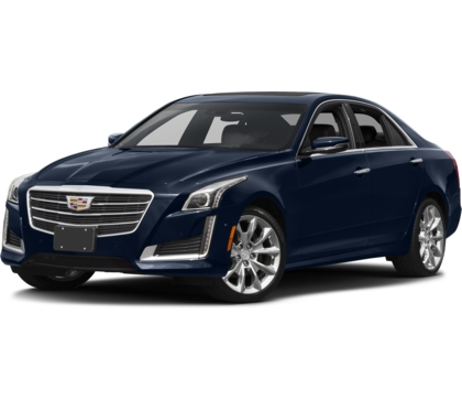 2015 Cadillac CTS Sedan Luxury RWD Billings MT
