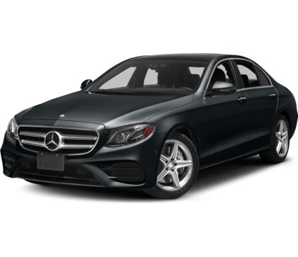 2017 Mercedes-Benz E-Class NUT BROWN/BLACK LEATHER Billings MT