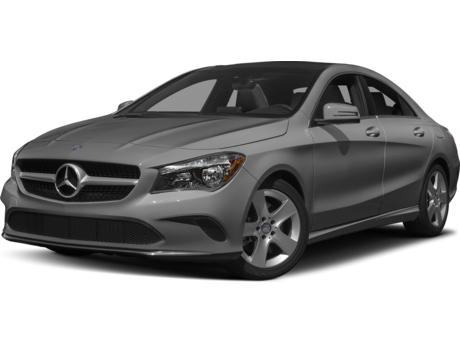 2017 Mercedes-Benz CLA 250 4MATIC® COUPE Wilmington DE