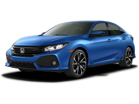 2018 Honda Civic Hatchback Sport Manual El Paso TX