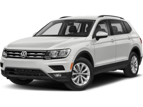 2018 Volkswagen Tiguan SEL Providence RI