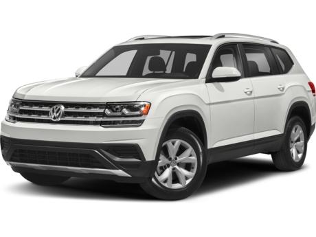 2018 Volkswagen Atlas 3.6L V6 SEL Mentor OH