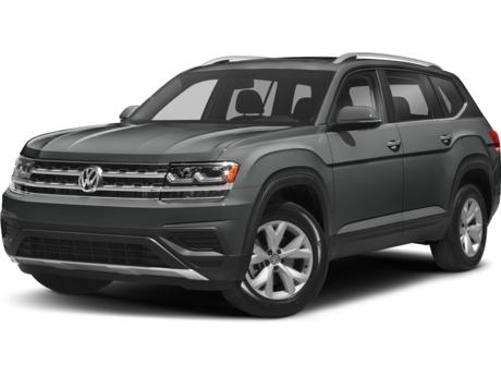 2018 Volkswagen Atlas 3.6L V6 S Mentor OH