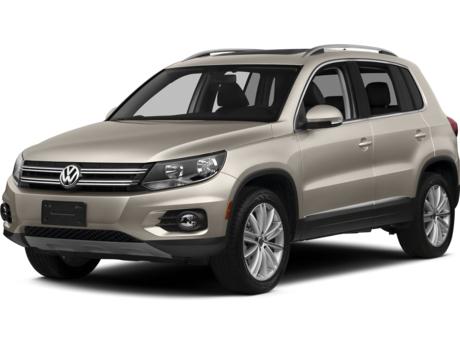 2013 Volkswagen Tiguan  Los Angeles CA