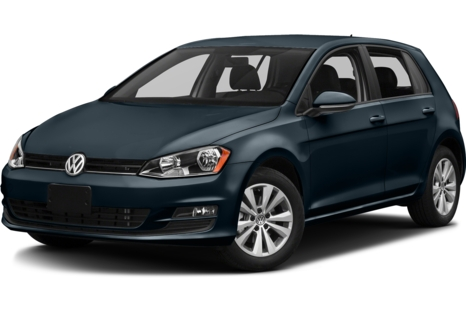 2017_Volkswagen_Golf_SEL_ Everett WA