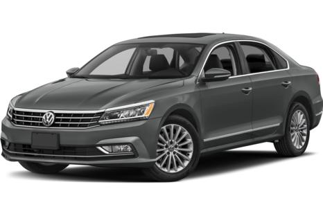 2017_Volkswagen_Passat_1.8T SE_ Everett WA
